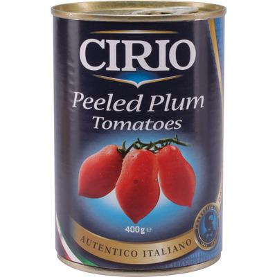 Cirio Pelati gepelde tomaten