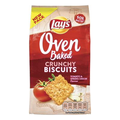 Lay's Oven biscuits tomaat & ui