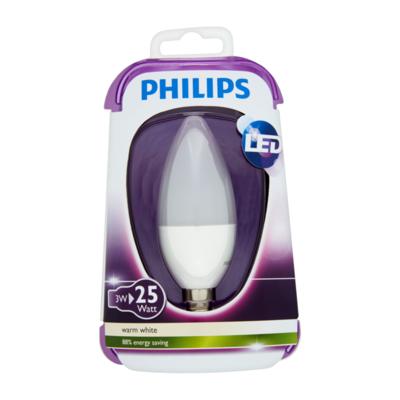 Philips Led Warm White 3W E