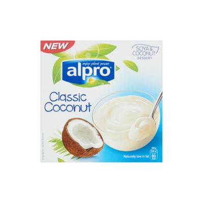 Alpro Dessert Classic Coconut