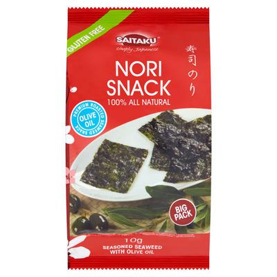 Saitaku Nori snack