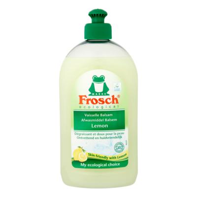 Frosch Afwasmiddel Balsem Lemon