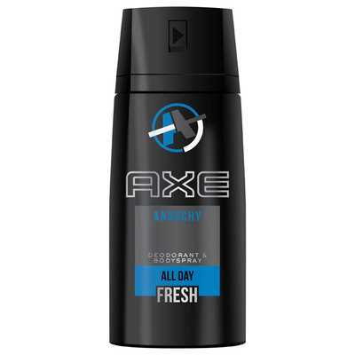 Axe Bodyspray deodorant anarchy