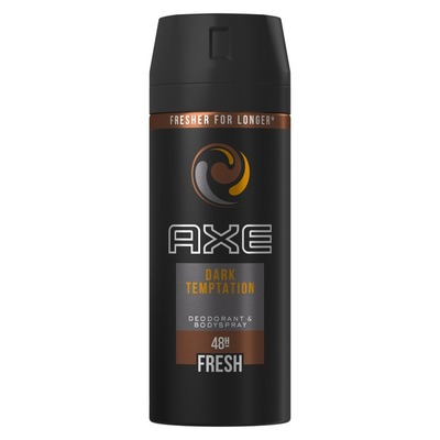 Axe Deodorant spray dark temptation