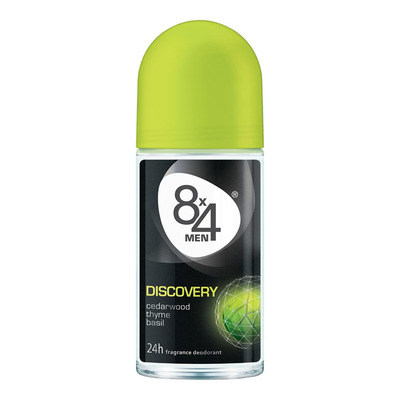 8x4 Discovery roll-on (for men)
