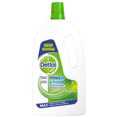 Dettol Power & fresh allesreiniger original