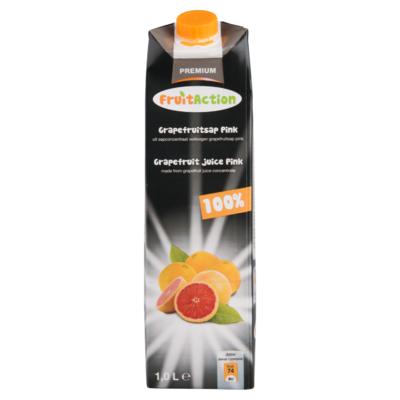 Fruit Action Grapefruitsap