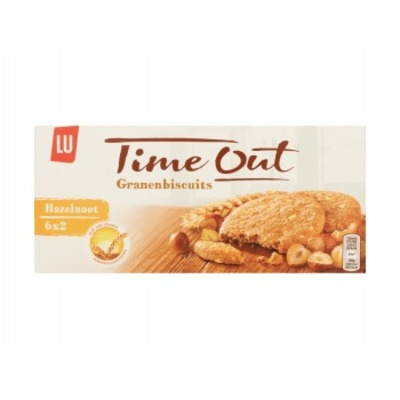 Lu Time out biscuits hazelnoot