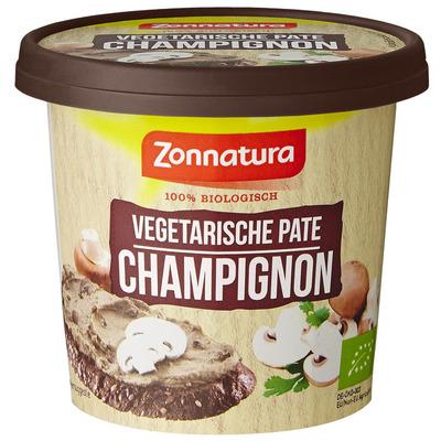 Zonnatura Vegetarisch paté champignon 100% bio
