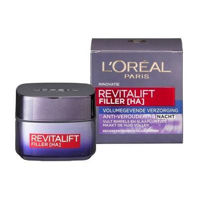 L'Oréal Paris Revitalift Filler Nachtcrème