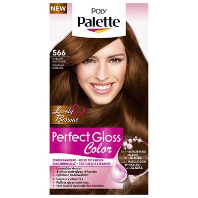 Poly Palette Gloss 566 subliem kastanje