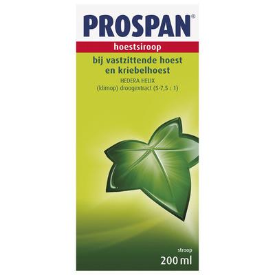 Prospan Hoestsiroop vastzitende en kriebelhoest