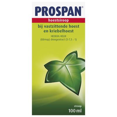 Prospan Hoestsiroop vastzittende en kriebelhoest