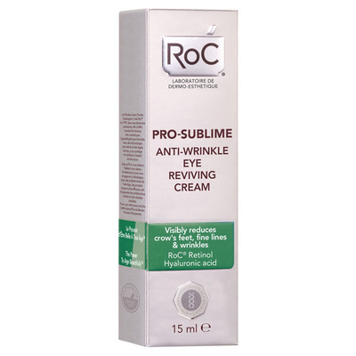 RoC Sublime anti wrinkle eye reviving cream