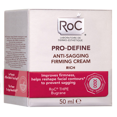 RoC Define rich anti-sagging firming cream