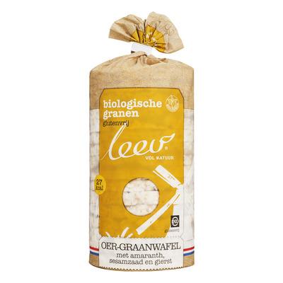 Leev Bio oer-granenwafels glutenvrij