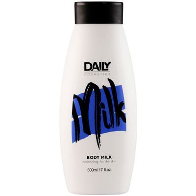 Daily Cosmetics Body milk dry skin