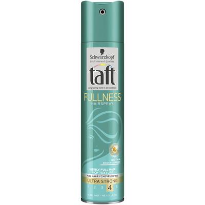 Taft Hairspray fullness