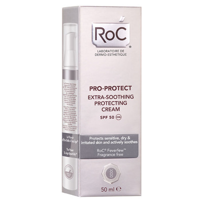 RoC Protect SPF50 soothing protecting cream
