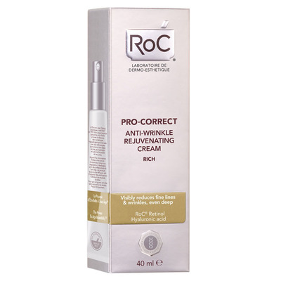 RoC Correct anti wrinkle rejuvenating cream