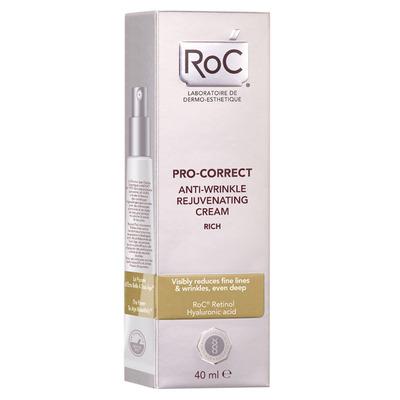 RoC Correct anti wrinkle rejuvenating cream