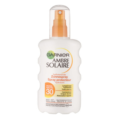 Ambre Solaire Ultra-hydraterende spray SPF 30