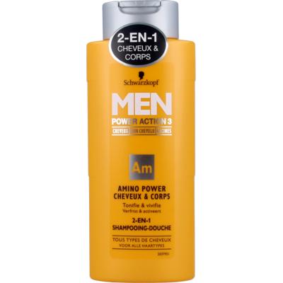 Schwarzkopf Shampoo Men Hair & Body