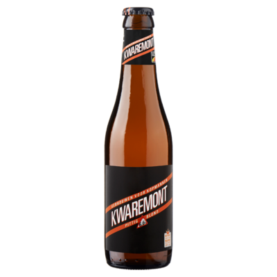 Kwaremont Pittig Blond Fles 33 cl