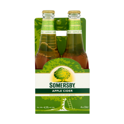 Somersby Apple Cider Flessen