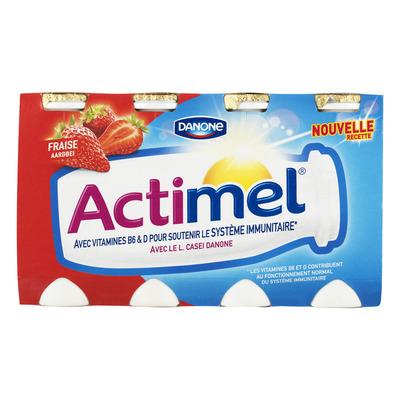 Danone Actimel aardbei