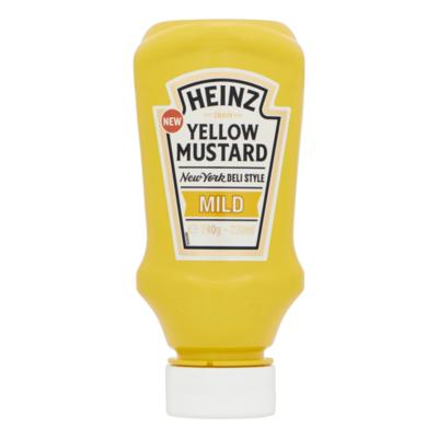 Heinz Yellow mustard mild