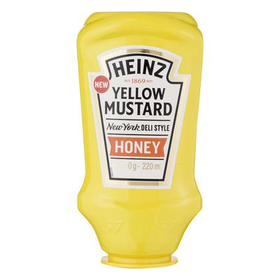 Heinz Yellow mustard honey