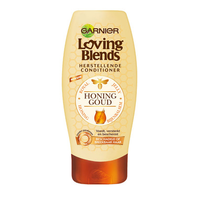 Garnier Loving blends honing goud conditioner