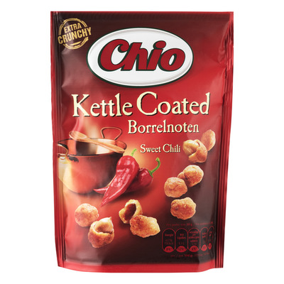 Chio Kettle coated borrelnoten sweet chili