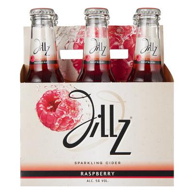 Jillz Raspberry fles