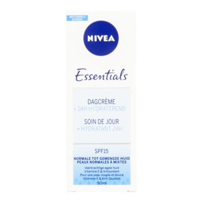 Nivea Visage Hydraterende dagcreme droge/gev huid