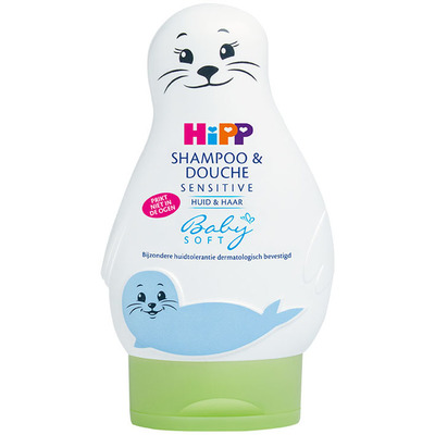 Hipp Shampoo & douche sensitive
