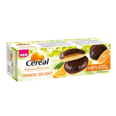 Cereal Suikerbewust orange delight