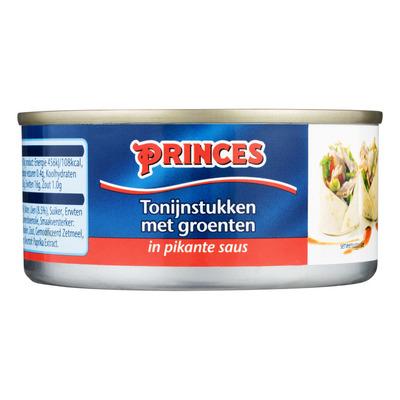 Princes Tonijn met groente