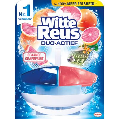 Witte Reus Toiletblok duo actief Spaanse grapefruit