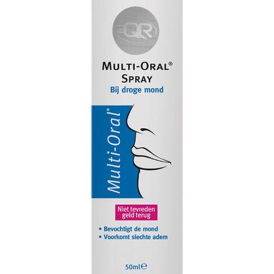 Multi-oral spray