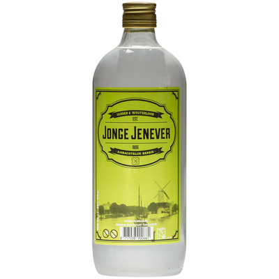 Jansen&Wouterlood Jonge Jenever