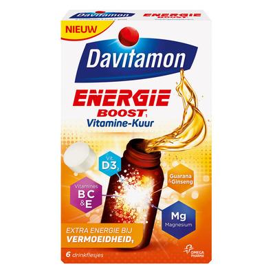 Davitamon Energie boost vitamine-kuur