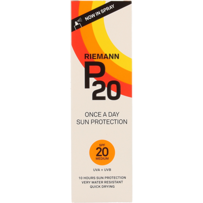 Riemann P20 Once A Day Spray SPF 20