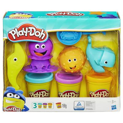 Hasbro Play-doh ocean tools