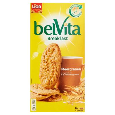 Liga Belvita biscuits meergranen