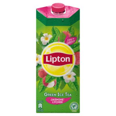 Lipton Ice Tea Green Jasmin Lychee