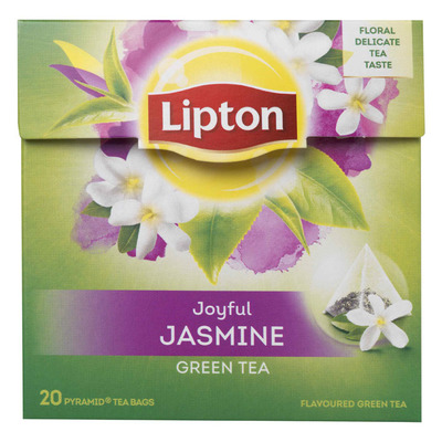 Lipton Green tea jasmine