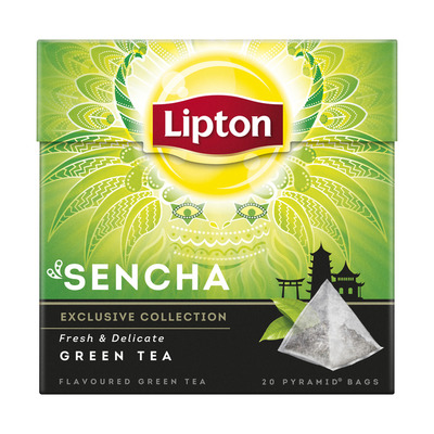 Lipton Green tea sencha