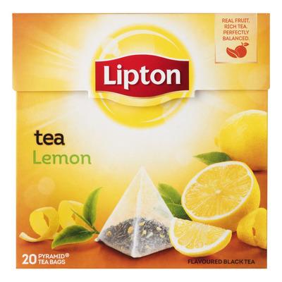 Lipton Black tea lemon